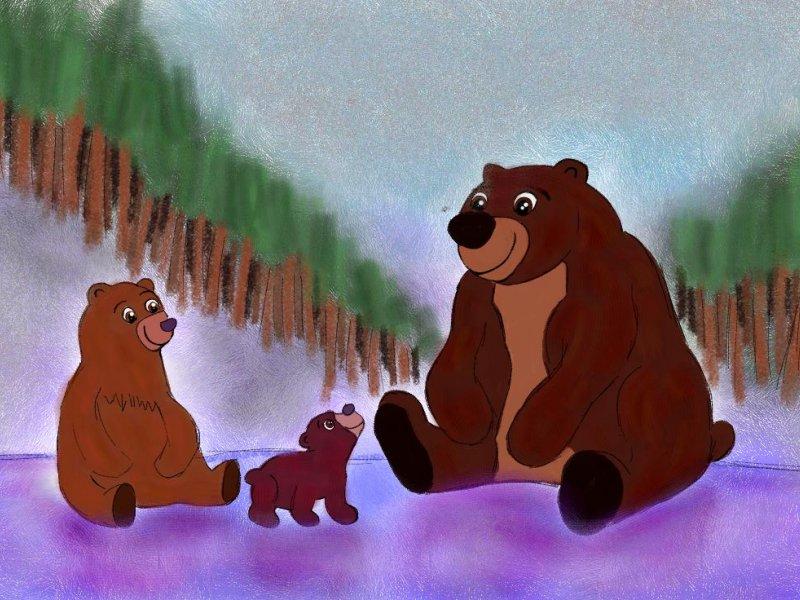 legenda o medvjedu