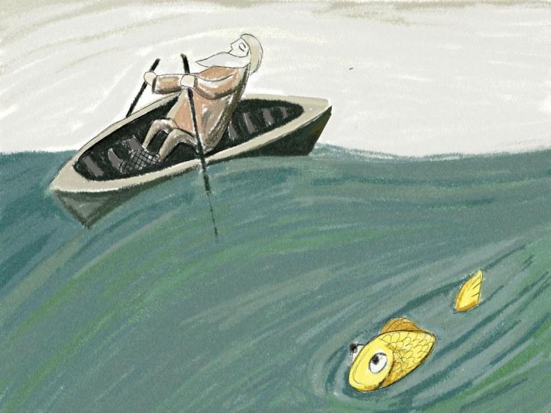 ribar i ribica