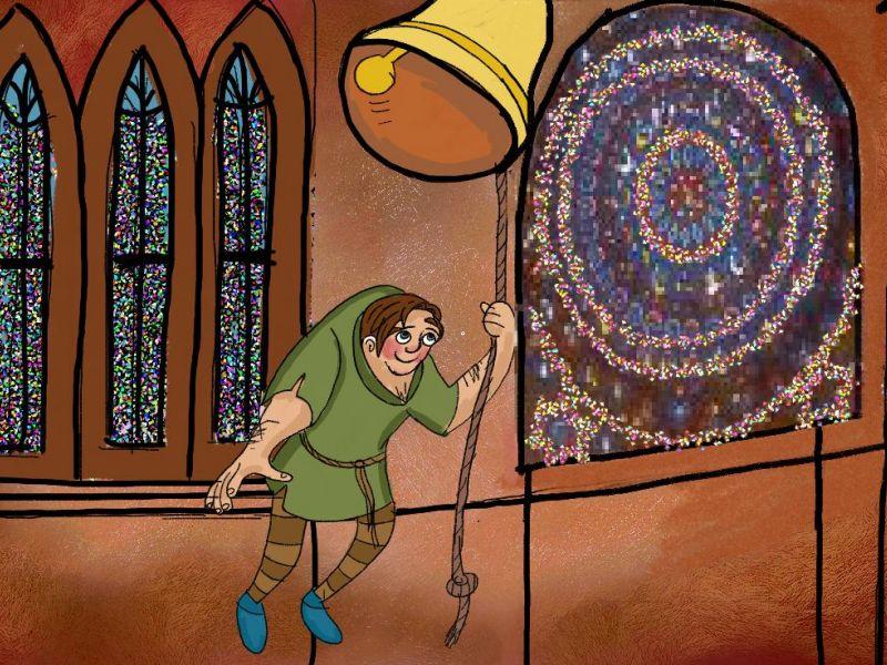 zvonar crkve notre dame